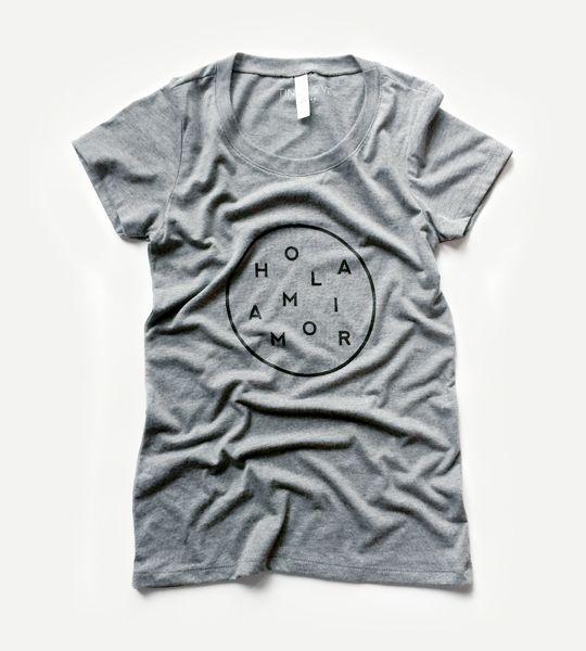 Hola Mi Amor T-shirt