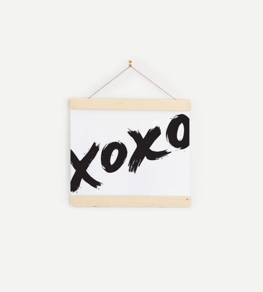 XOXO Poster